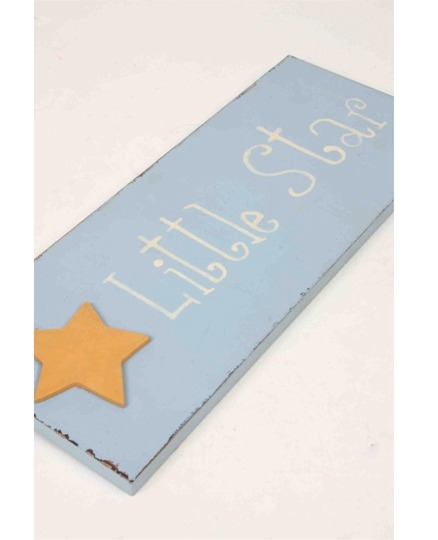 Little Star Bedroom / Door Sign
